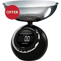 Heston orb electronic scale