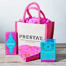 Prestat Chocolates Gift Bag