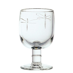 La Rochere Dragonfly Small Stemmed Glass