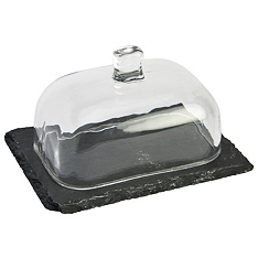 Taylors Eye Witness slate butter dish