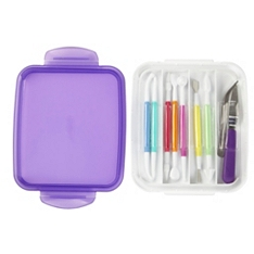Wilton gum paste & fondant tool set