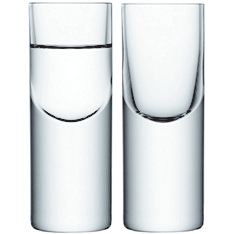 LSA Boris vodka glasses, set of 2