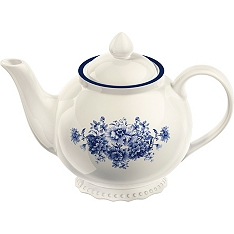 National Trust country kitchen teapot