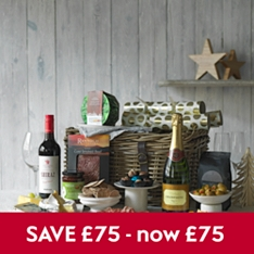 Indulgent Christmas Hamper