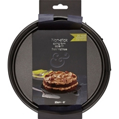 from Waitrose non-stick 20cm spring form cake tin