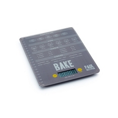 Paul Hollywood electronic add'n'weigh platform scales