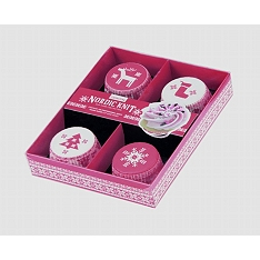 Eddingtons nordic knit cupcake kit