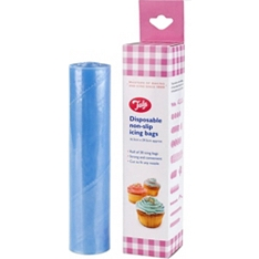 Tala non-slip icing bags 17x30cm, roll of 30