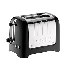 Dualit 2 slice peek & pop toaster