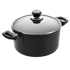 Scanpan Classic dutch oven with lid, 4 litre