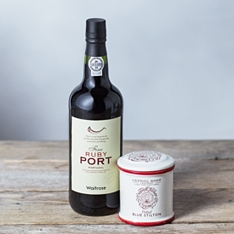 Port & Stilton Gift from Waitrose