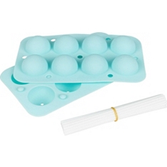 Tala silicone cake pops mould, makes 8