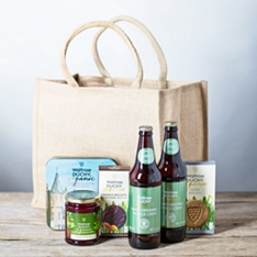 Waitrose Duchy Originals Cider Gift Bag