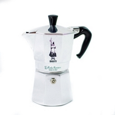Bialetti Moka Express 4 cup stovetop coffee maker