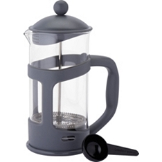 Waitrose 8 cup grey cafetiere