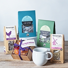 Tea Lover's Gift from Waitrose