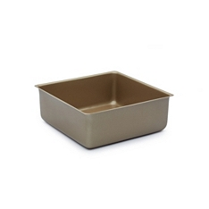 Paul Hollywood Non-Stick Square 20cm Deep Cake Tin
