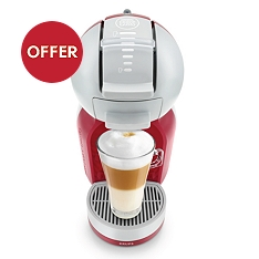 De'longhi red dolce Gusto mini me
