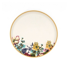 Joules side floral plate