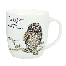 Churchill China country pursuits the watchman mug