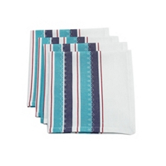 Peggy Wilkins Casablanca napkins, pack of 5