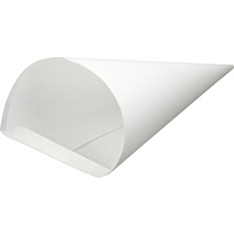 PME parchment triangles, pack of 50