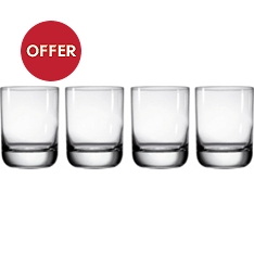 Waitrose Dining Chef's signature tumblers
