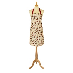 Ulster Weavers pheasants oil cloth apron
