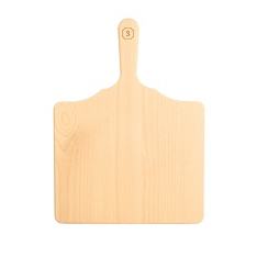 Sophie Conran large beech paddle board 'no 3'