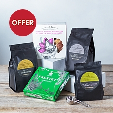 Coffee Lover's Gift from Waitrose
