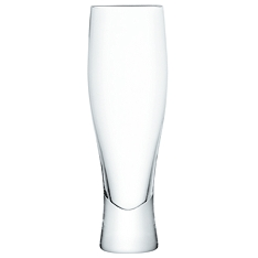 LSA Bar Collection beer/lager glass, set of 4