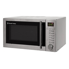 Russell Hobbs digital microwave with grill