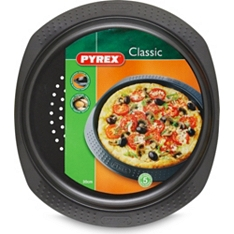 Pyrex 30cm non-stick pizza pan