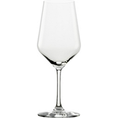 Dartington Elegance white wine glasses, set of 4