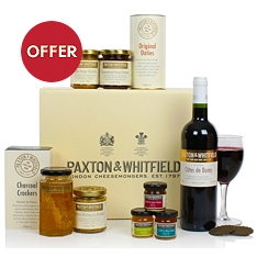 A Taste of Paxton & Whitfield