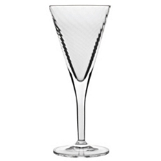 Luigi Bormioli Hypnos vodka glasses, set of 4