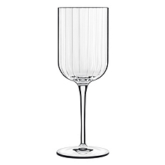 Luigi Bormioli Bach white wine glasses, set of 4