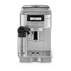 De'Longhi magnifica silverbean to cup coffee maker