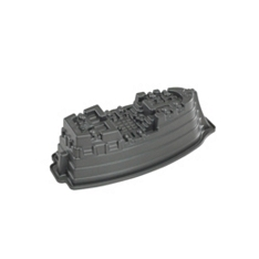 Nordic Ware pirate ship cake tin