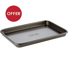 Waitrose Cooking 24.5cm oven tray