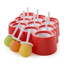 Zoku slow pops mini lolly molds