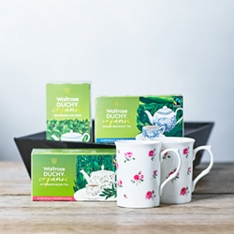 Waitrose Duchy Originals Tea Gift Set
