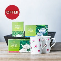 Waitrose Duchy Organic Tea Gift Set