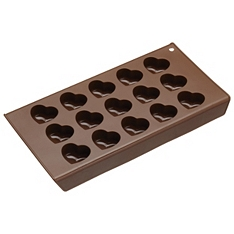 Sweetly Does It chocolate hearts silicone mould