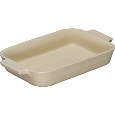Le Creuset rectangle baking dish, 26cm