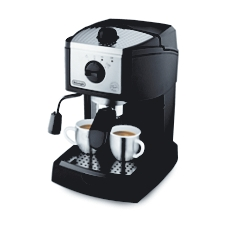 De'Longhi EC156 pump espresso coffee maker
