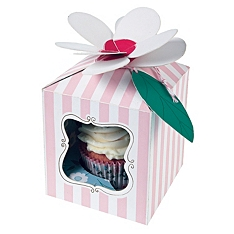 Meri Meri I'm a princess small cupcake box
