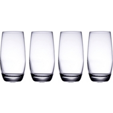 Waitrose cafe box highballs, set of four