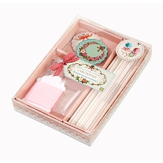 Talking Tables Frills & Frosting cake pop kit, makes 12