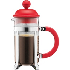 Bodum French press cafetiere, 3 cup